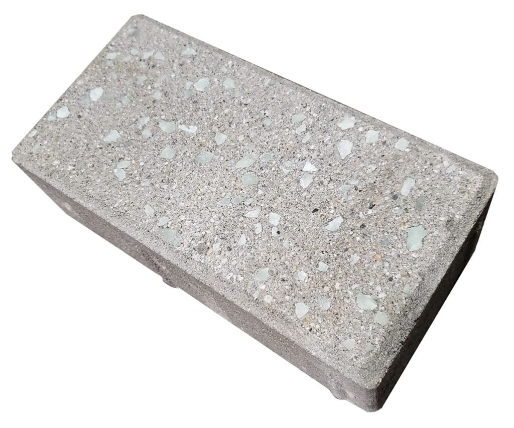 Israel Pewter colored Glow Path Paver