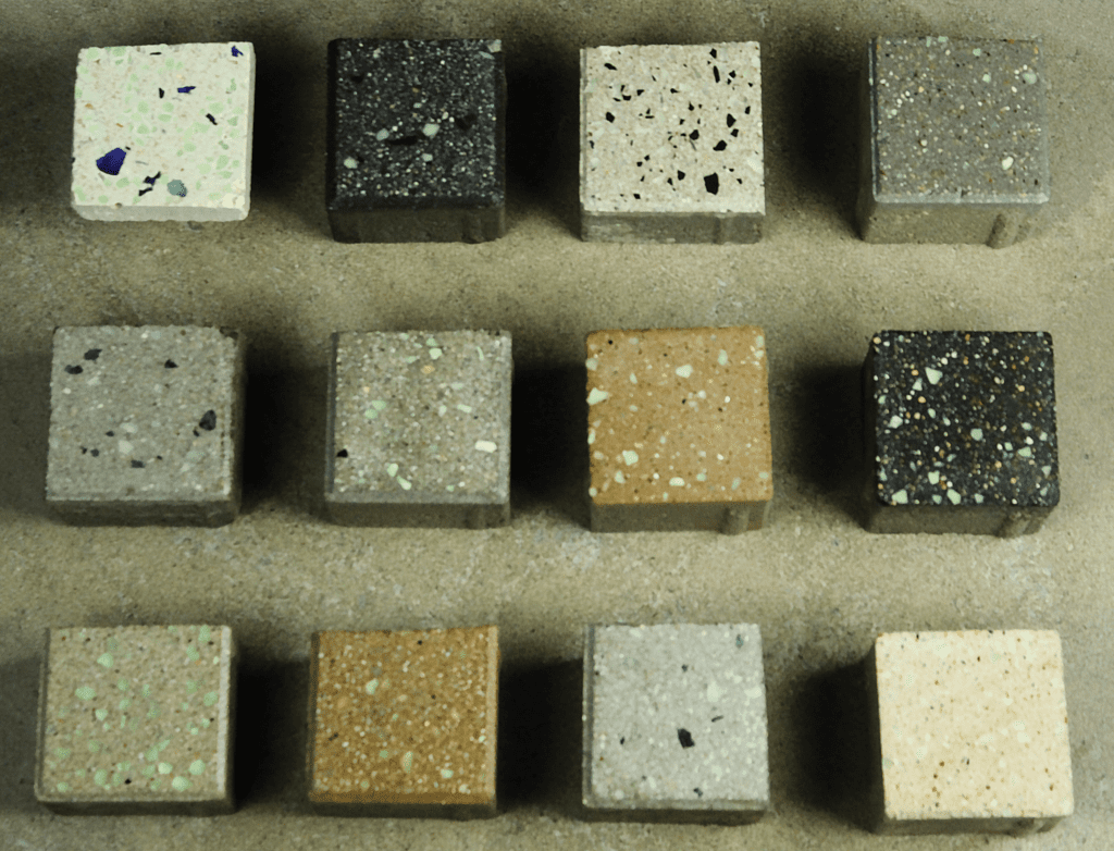 Product Sample Cubes